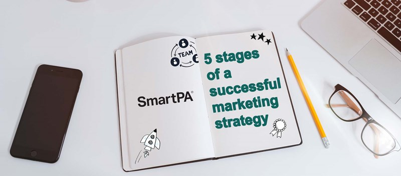 5-stages-of-a-successful-marketing-strategy